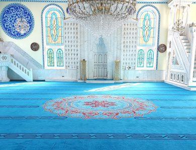 Güvenilir ve Kaliteli Cami Halısı